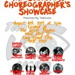 The Summer Choreographers Showcase