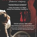Flamenco Dancers with Show info