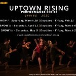 Apply for Uptown Rising at the Bridge for Dance!