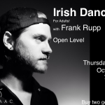 Irish Dance with Frank Rupp