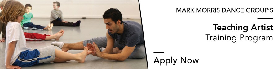 Mark Morris Dance Group's Teaching Artist Training Program