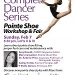 Complete Dancer Series: Pointe Shoe Workshop