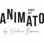 Animato Dance Art By Nadine Bommer Logo
