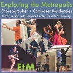 EtM Choreographer + Composer Residencies