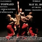 Fast Forward dance series at Dixon Place