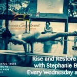 Rise and Restore Yoga