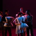 "Dancer Kendrick Carter in Bennyroyce Royon's ""1000 Full Moons"" at Hostos Center for the Arts & Culture."