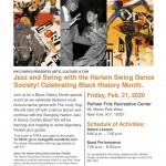 Black History Month Special - Harlem Jazz and Swing Dance Social