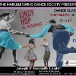 Let us show you how to fuse the vintage and the new together with The Harlem Swing Dance Society!