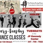 Harlem's Signature Cultural Dance: The Lindy Hop!