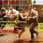 Harlem Swing Dance Classes - Swing on Tuesdays!