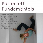 Bartenieff Fundamentals with Alexandra Beller