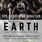 EARTH | Friday June 21, 2019 @ 8PM