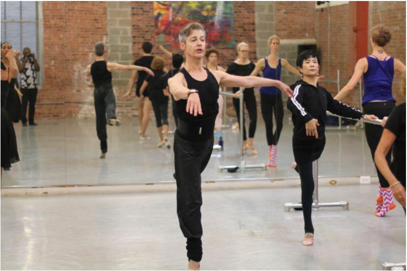 Beginner Ballet with Jose Traba