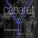 Various companies come together for Cabaret!