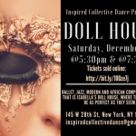 Inspired Collective Dance Presents: Doll House