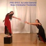Precipice  by L. Diamond