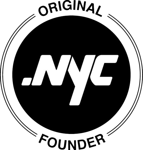 Original .NYC Founder