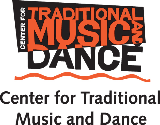 Center for Traditional Music and Dance Logo